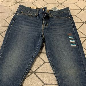 LEVIS 311 SHAPING SKINNY BLUE JEANS